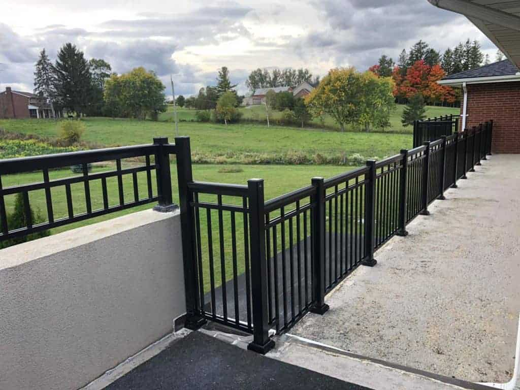 commercial railings toronto