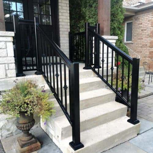 buy porch railings toronto