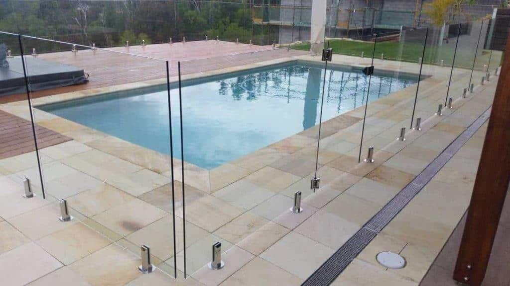 spigot glass railings toronto