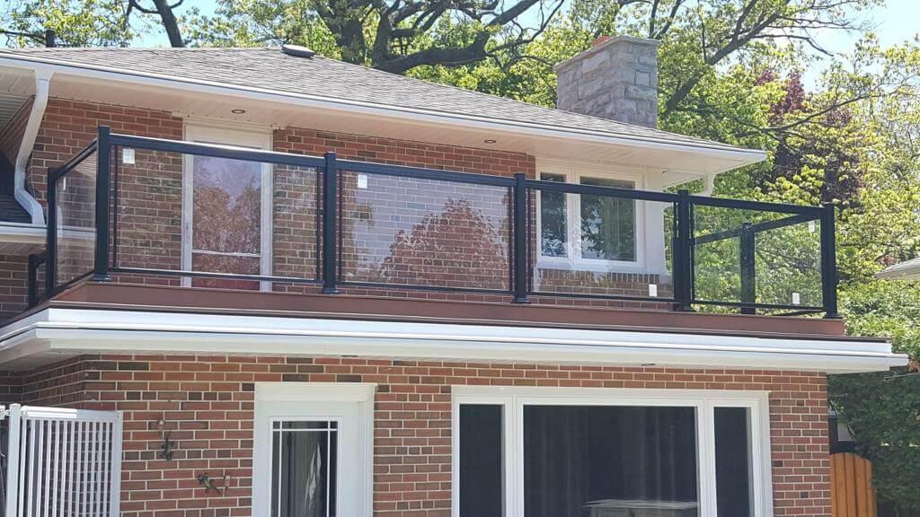 balcony railings toronto