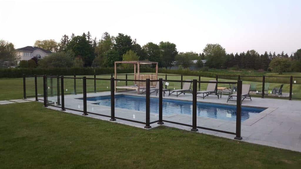 pool railings toronto