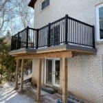 deck railings toronto